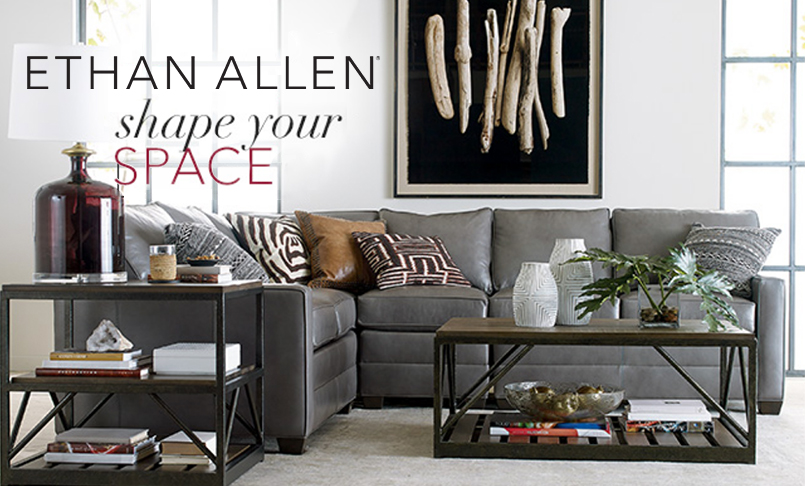 Shop Ethan Allen At The Market Place For High Quality Furniture And  Accessories For Every Room