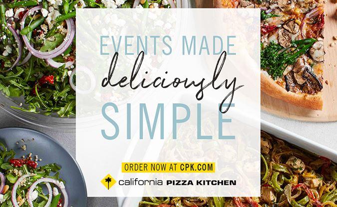 California Pizza Kitchen Irvine Marketplace